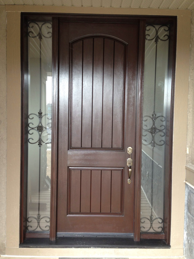 Fiberglass Entry Doors Calgary - Vinyl Window Pro
