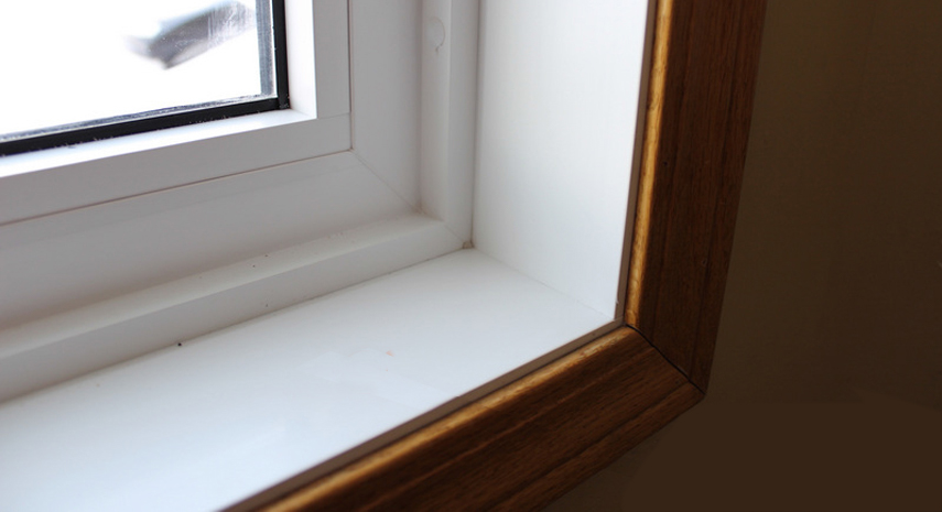 Since a window is not nearly as thick by itself as the walls of the house it generally requires some extension or ledge. A jamb extension is mainly the ... & Windows-Interior Finishes - Vinyl Window Pro