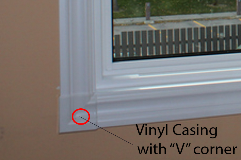 Vinyl Window Pro Can Install Any Kind Of Vinyl, Wood Or MDF Trim Available  At Your Local Hardware Stores Based On Your Choices And Preferences As A ...