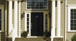 Windows-Exterior Finishes