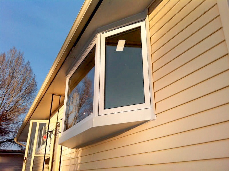 Bay and bow windows installation and replacement vinyl for Bow window installation