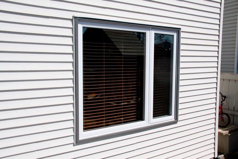 Vinyl Casement Replacement Windows : Casement windows installation and replacement vinyl