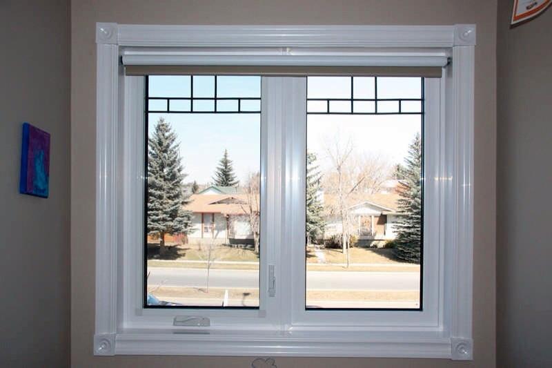 Casement windows installation and replacement vinyl for Installing casement windows