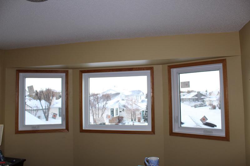 Casement windows installation and replacement vinyl for Vinyl casement windows
