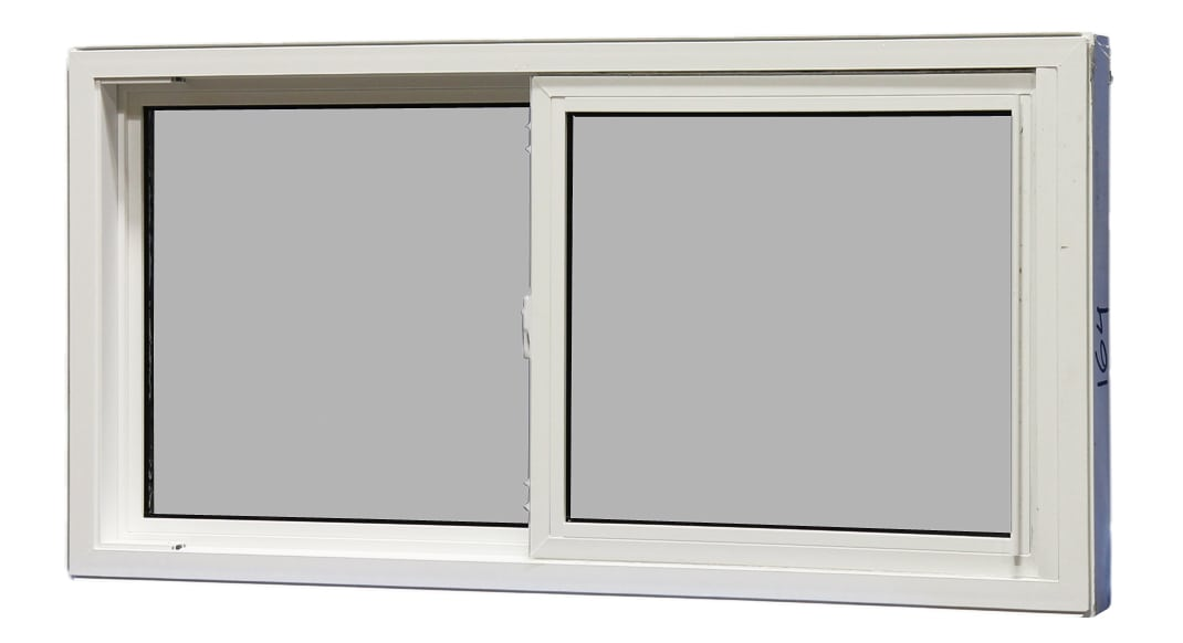 41 3 8 x 21 1 8 sliding window 119 vinyl window pro Best vinyl windows reviews