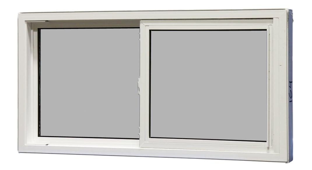 41 3 8 x 21 1 8 sliding window 119 vinyl window pro Best vinyl windows reviews