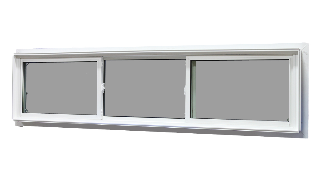 94 x 23 1 4 end vent sliding window 195 vinyl window pro Best vinyl windows reviews