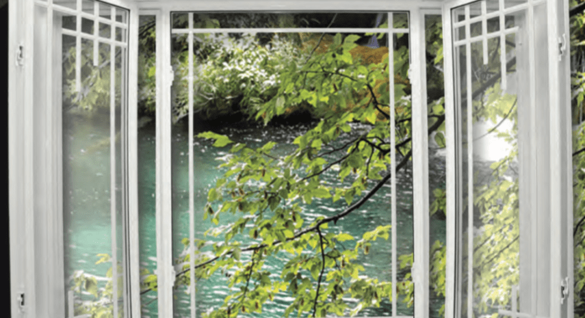 TSL – End-Vent Sliding Window