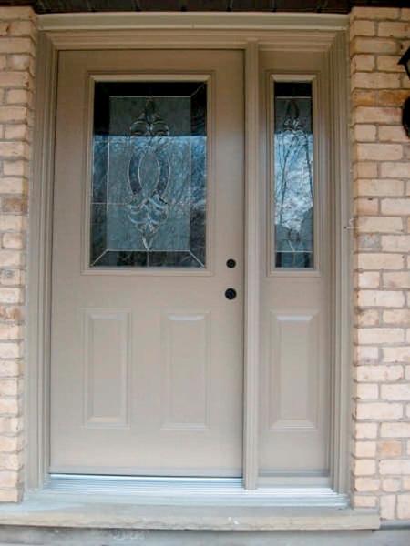 Steel Entry Doors Calgary Vinyl Window Pro