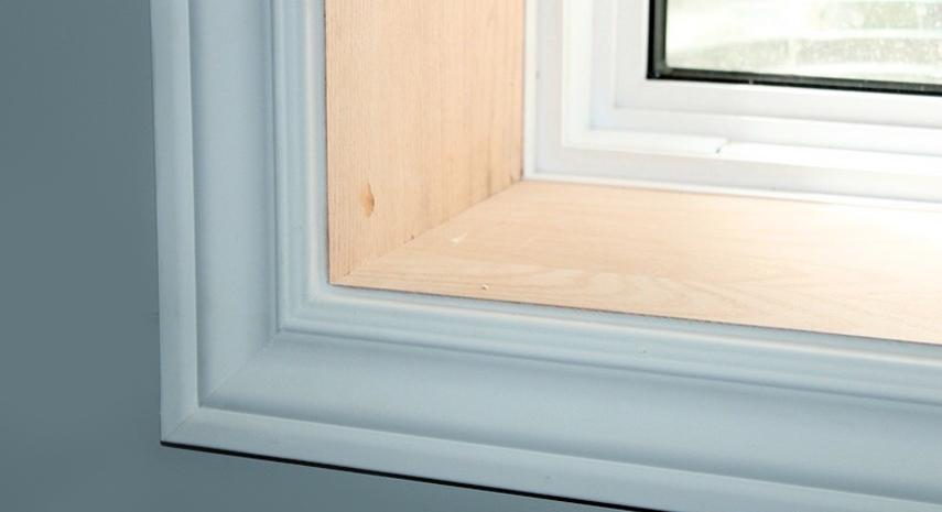 Windows-Interior Finishes - Vinyl Window Pro