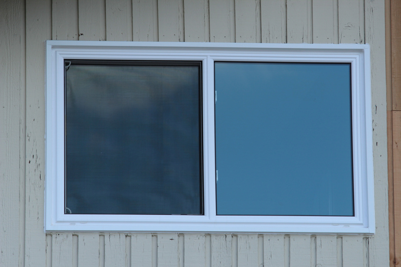 Sliding Windows Installation And Replacement Vinyl