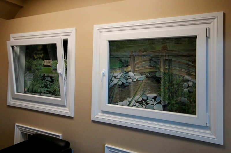 Tilt And Turn Windows Installation And Replacement Vinyl