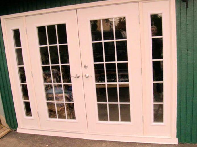 French Amp Garden Doors Vinyl Window Pro